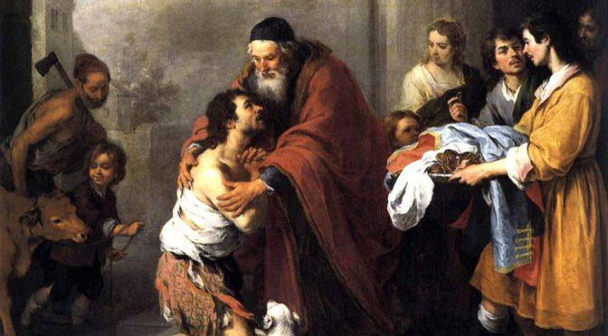 El contemplativo, reflejo de la misericordia del Padre (II)