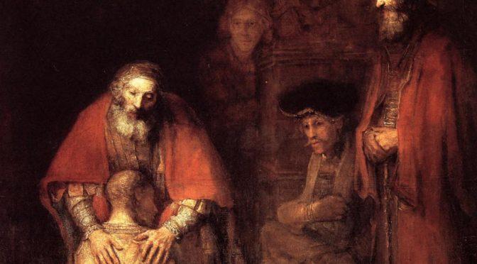 El contemplativo, reflejo de la misericordia del Padre (I)