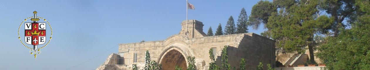 Casa de Santa Ana – Monasterio de la «Sagrada Familia»