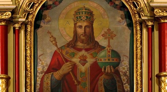 Jesucristo, hombre y Dios y jefe de la Iglesia