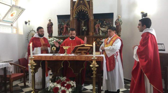 Domingo de Pentecostés en Belén