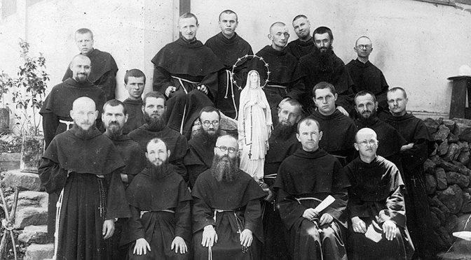Maximiliano Kolbe y la Inmaculada