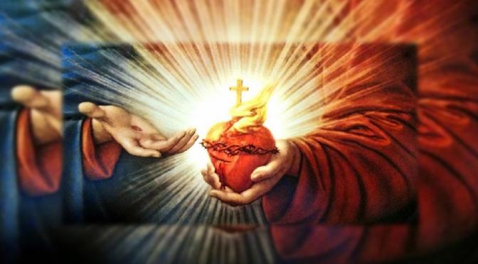 Es la devoción al amor de Cristo…