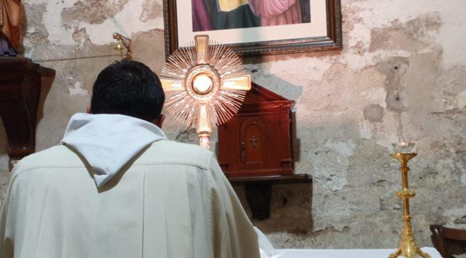 Breves del monasterio de la Sagrada Familia: dos meses intensos